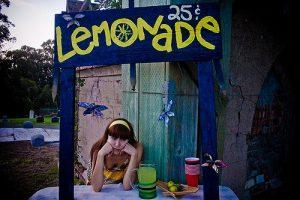 Raising Money - Lemonade